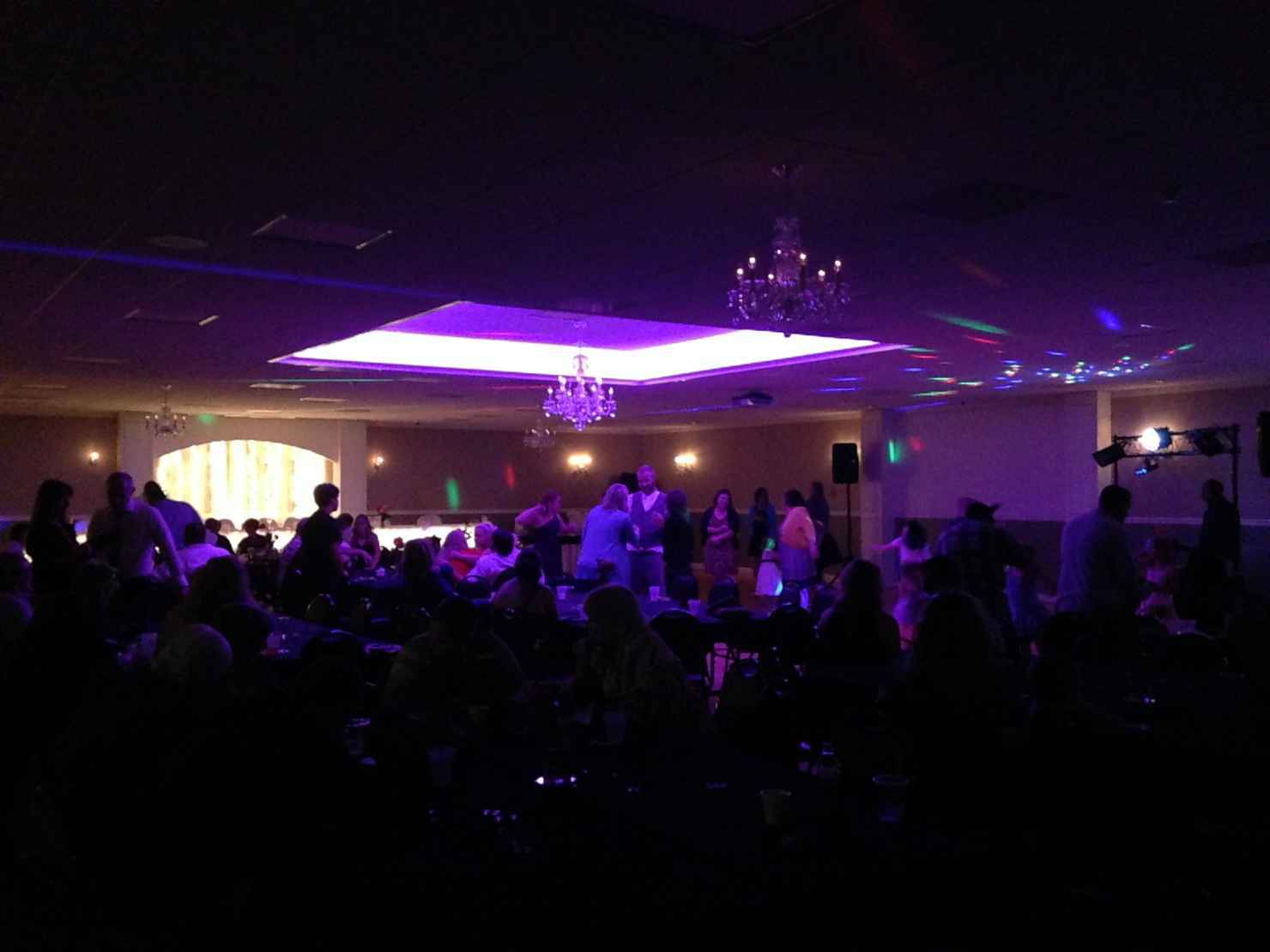 services + MC + premium lighting - Deluxe package, Minneapolis, United ...