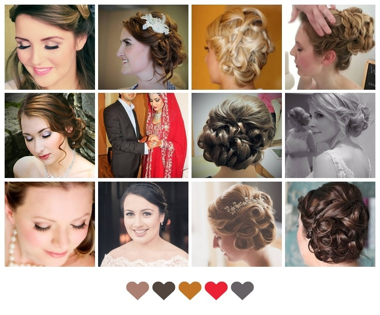 Photos from weddings by www.bridalbeautyni.co.uk