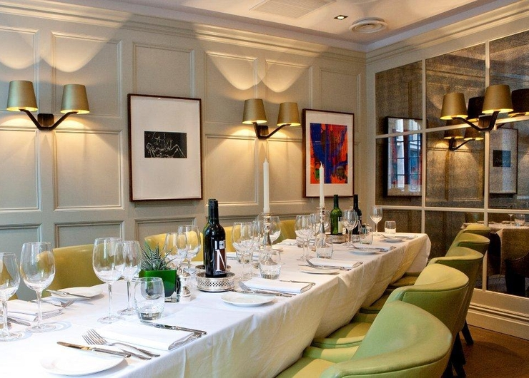 Wedings at Chiswell Street Dining Rooms
