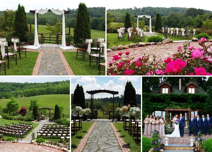 Ceremony & Reception Sites