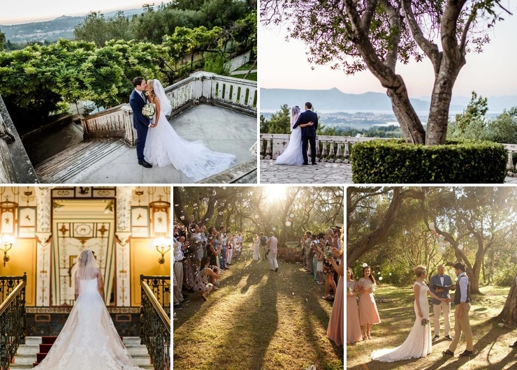 Wedding Projects in Greece