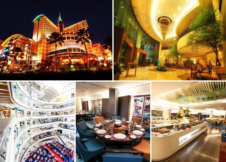 Hotel Rooms & Facilities