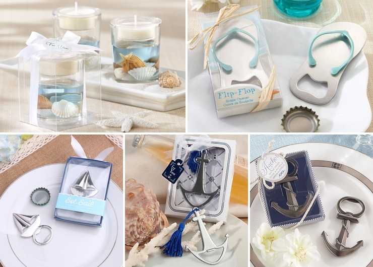 Beach and Nautical Themed Souvenirs