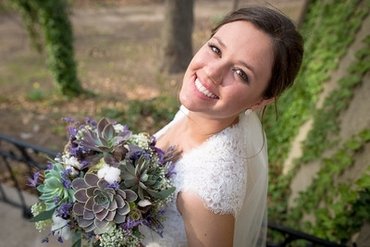 Alternative wedding bouquet