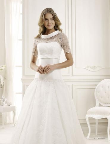 English autumn bridal style