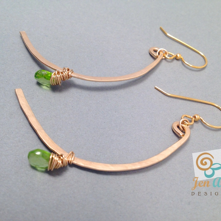 Gemstone Jewelry by Jen Aly Designs