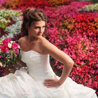 Summer pink real weddings