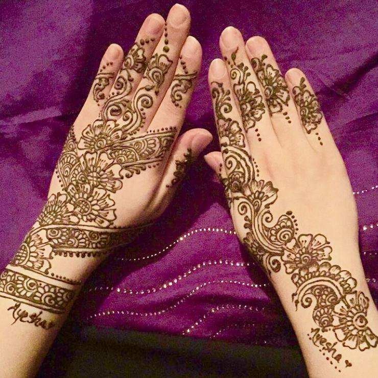 Random Moment Henna Designs!!