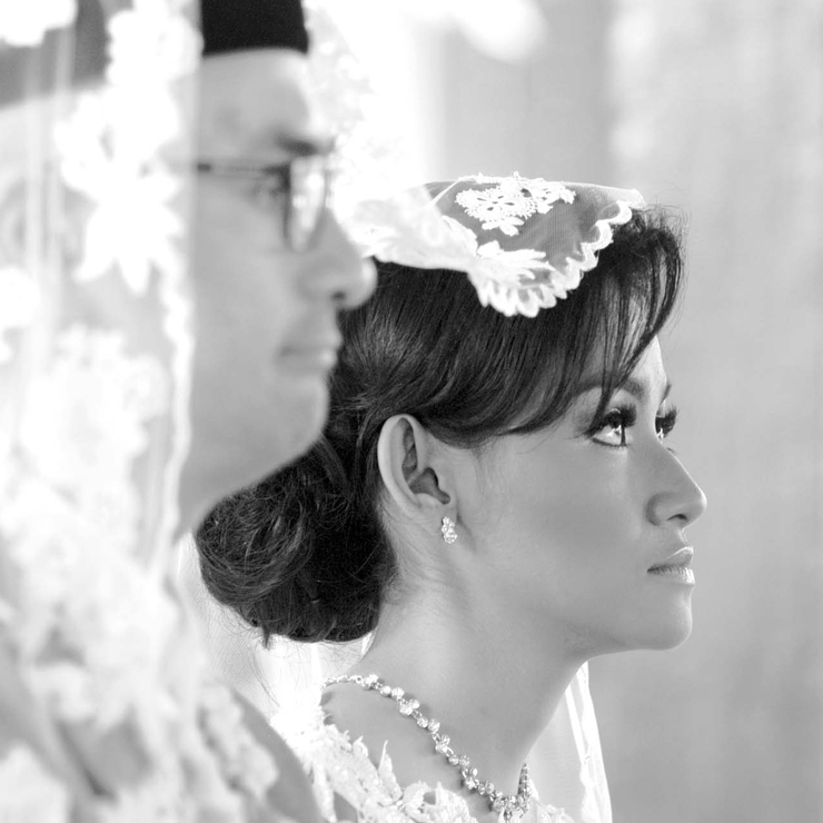 Smith and Idha Wedding Day