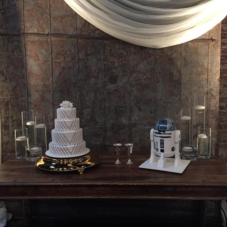 Lane Wedding Cakes