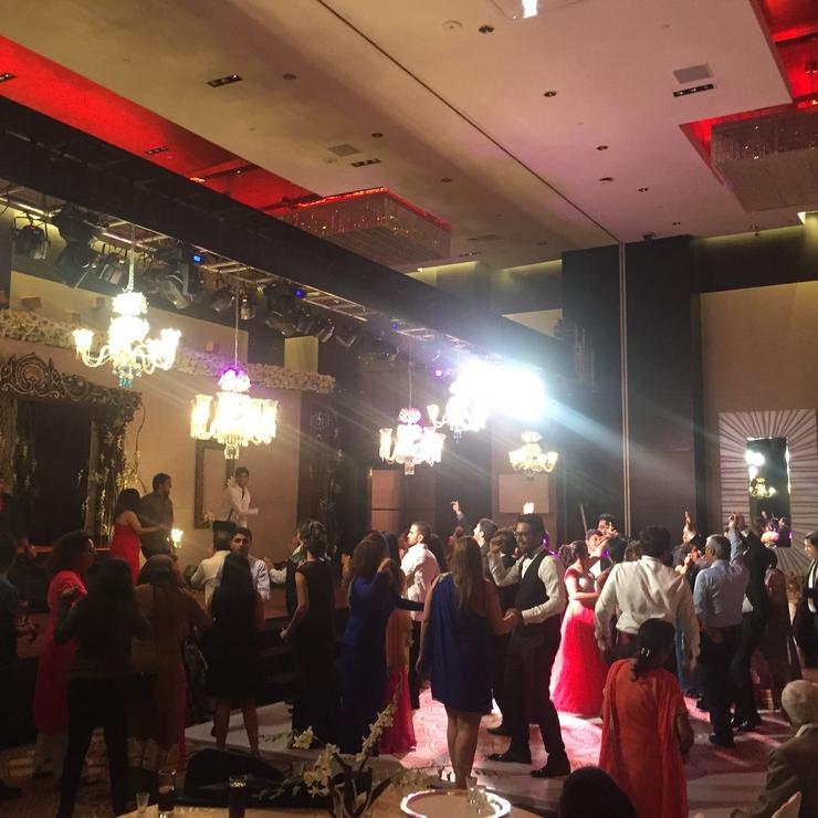 Different Parties But Happy Dance Floors