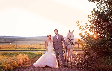 Summer wedding photo session ideas