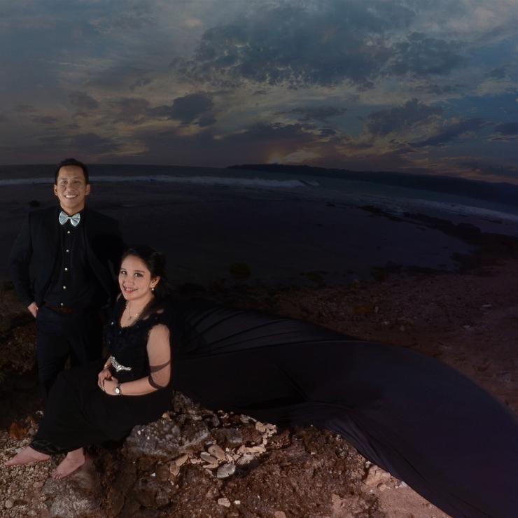 Ferdy & Widya Prewedding