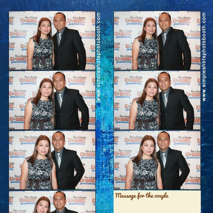 RJ & Mariel's wedding