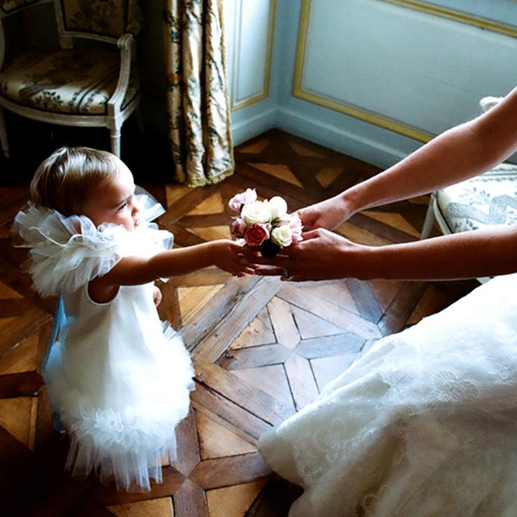 Géraldine wedding france