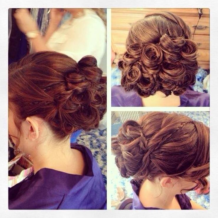 Hair Anna Edwards