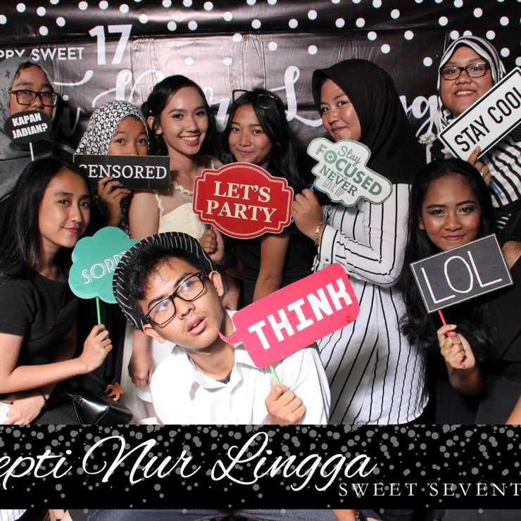 LINGGA'S SWEETSEVENTEEN PARTY