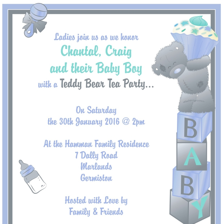 Chantal & Craig's Events