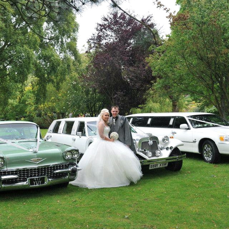 Wedding Cars available nationwide
