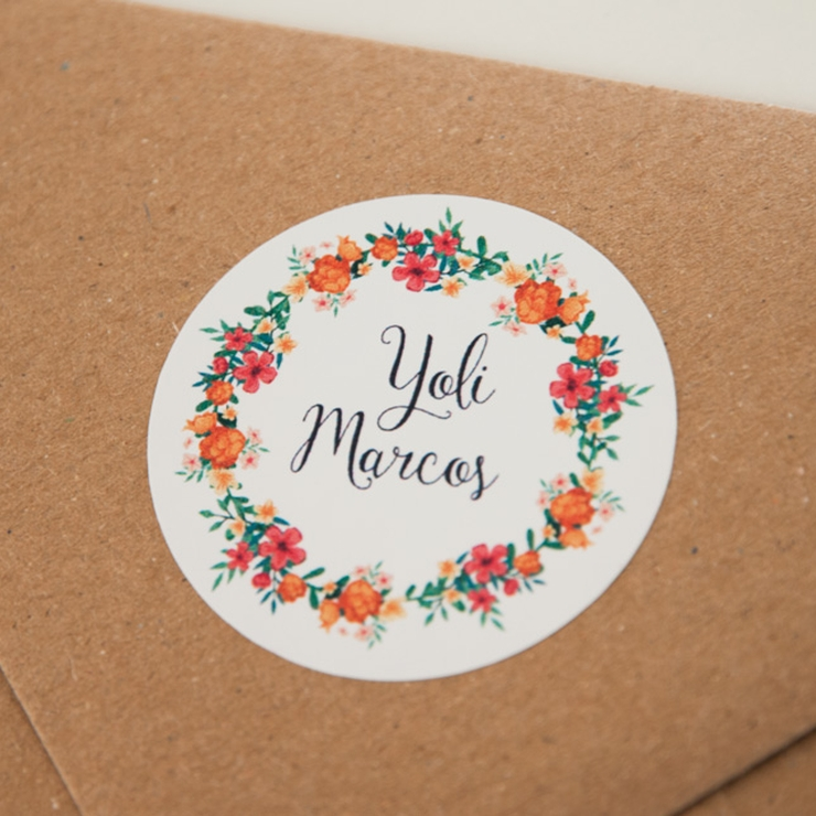 Yoli y Marcos :: Invitaciones de boda
