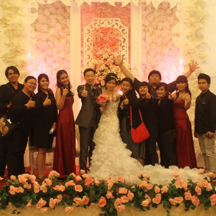 wedding alvin & dewi