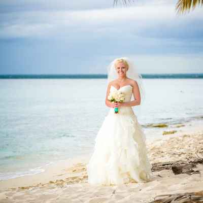 Beach ball gown wedding dresses