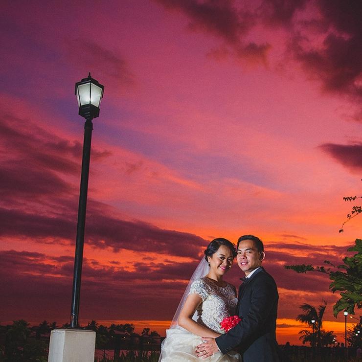 Leandro & Shiela Wedding Day
