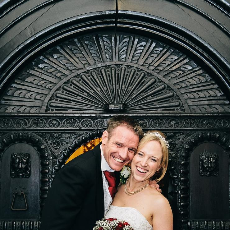 Fiona and Kelvin's Wedding