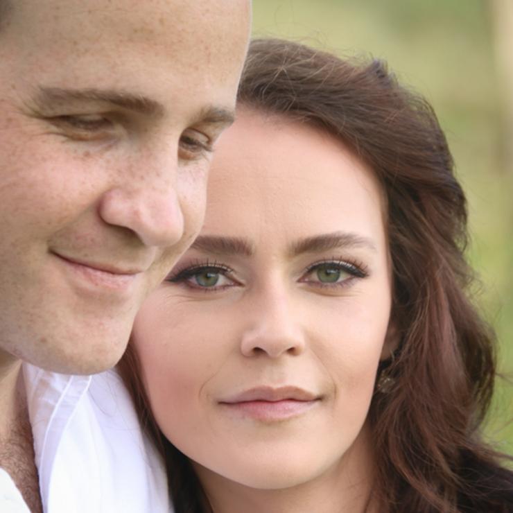 Charne & Erich Engagement