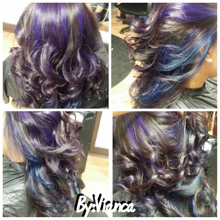 Hair color 2