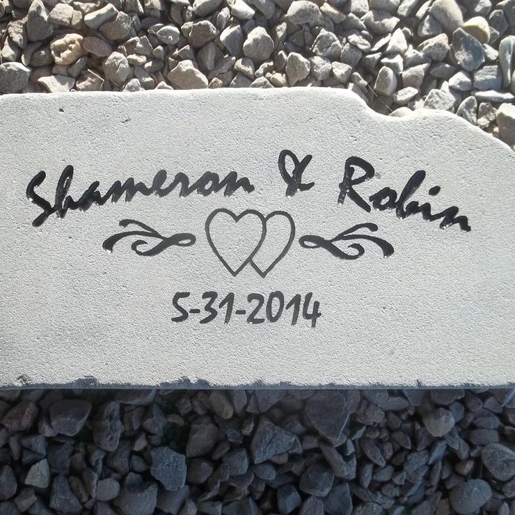 Shameron & Robin Wedding