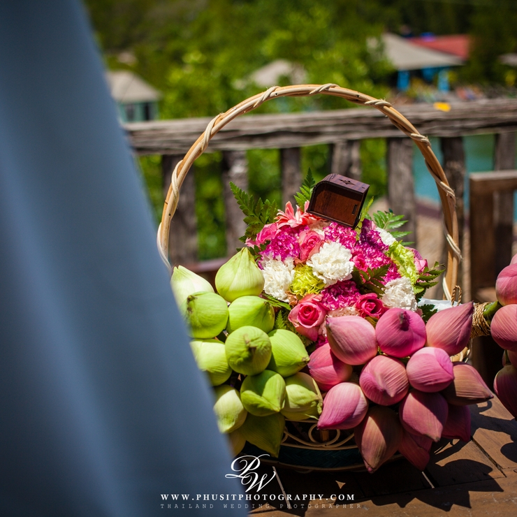 WEDDING  IN KOH CHANG ,THAILAND