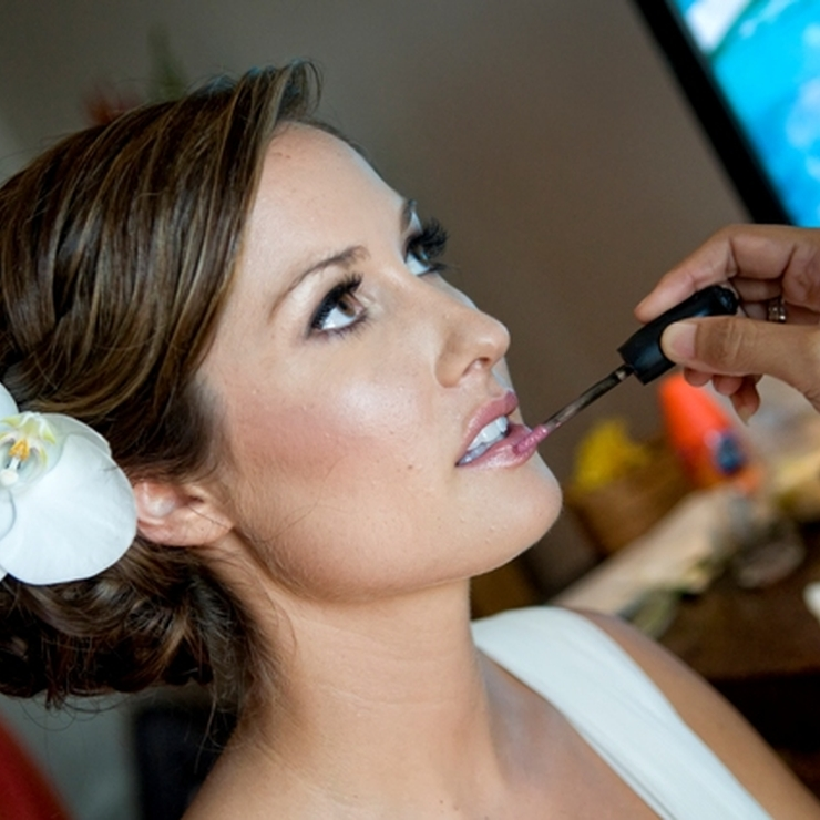 Bali Wedding Make Up