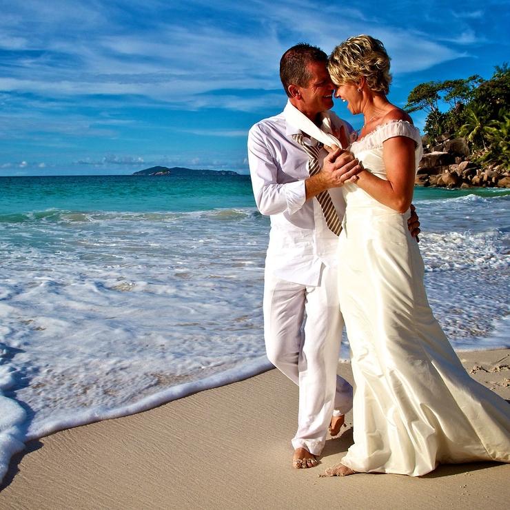 Seychelles, praslin wedding, by seychelles-wedding-photographer.com