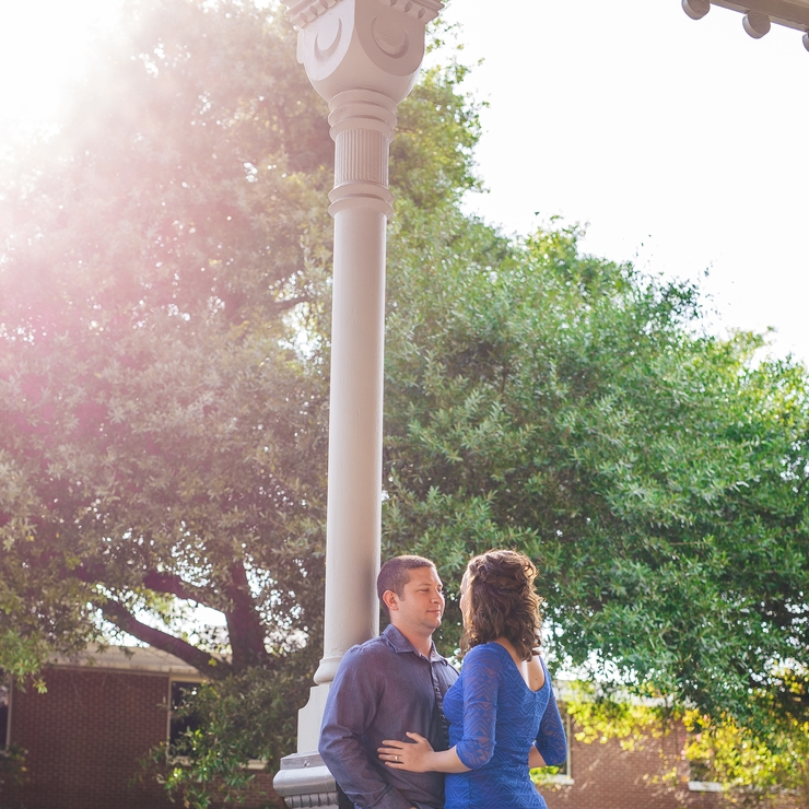 Raquel and Chris : Engaged