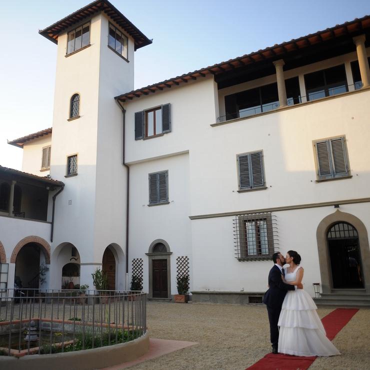 Carolina & Stefano's wedding