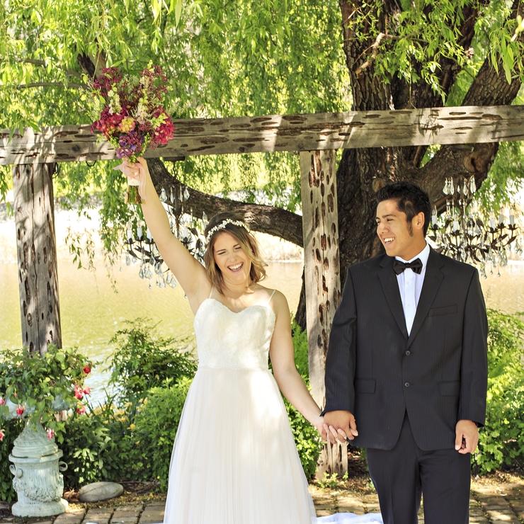Spring 2015 Wedding