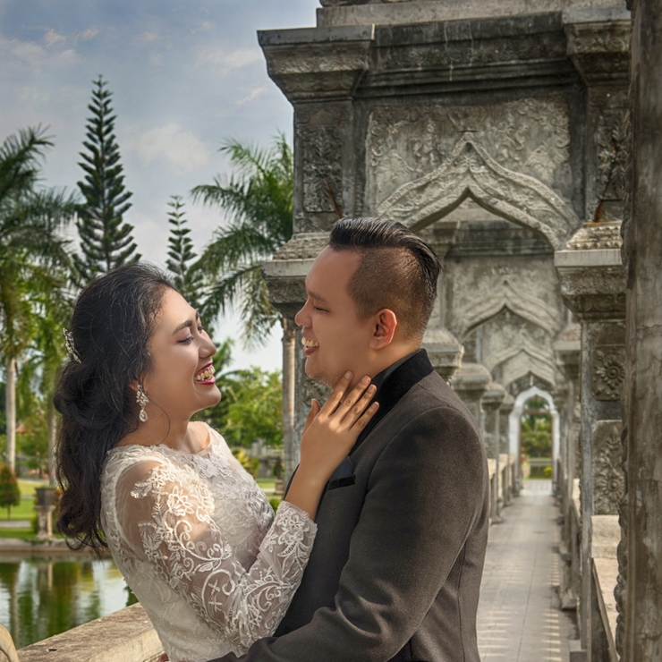 Bali Pre Wedding Photoshoot