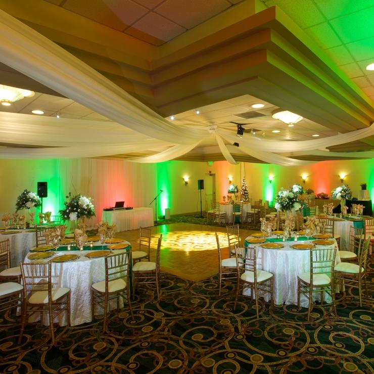Ballroom - Winter Wedding