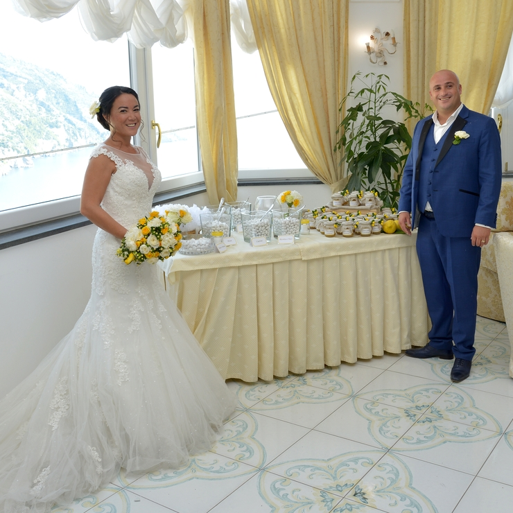 maria gloria and mattheu mariage