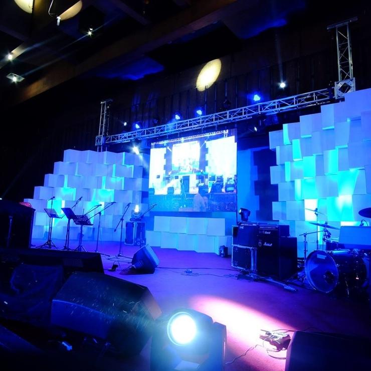 Visionworks Pro Sounds and Lights