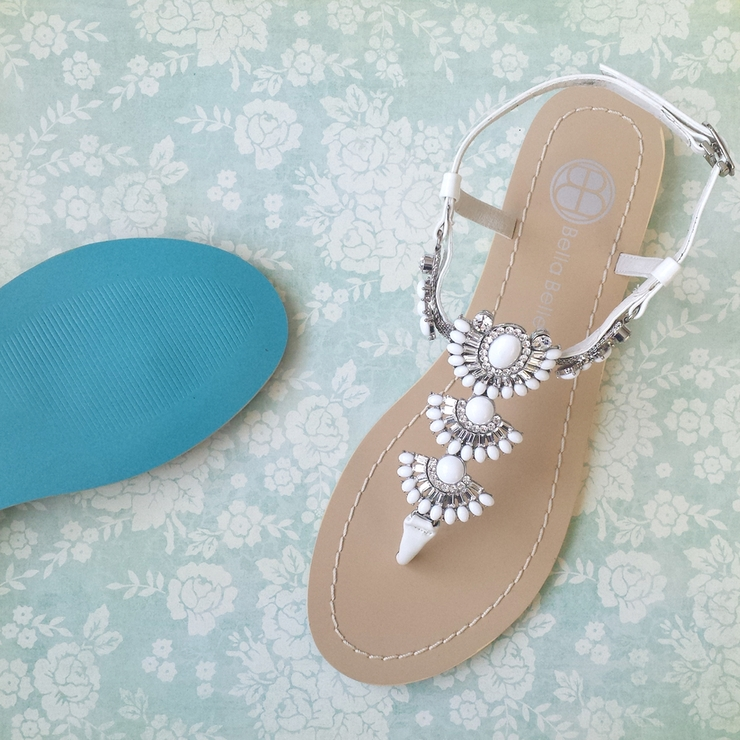 Bella Belle Sandals Collection
