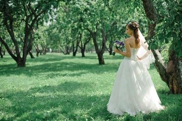 Summer lace wedding dresses