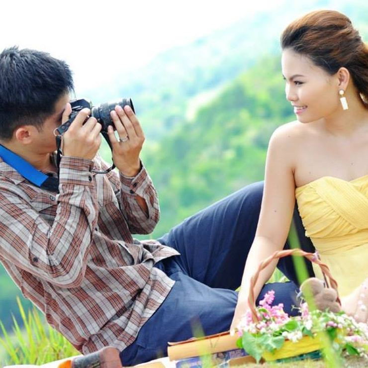 Karl and Kath Prenup styled by: D'nightingales wedding and style