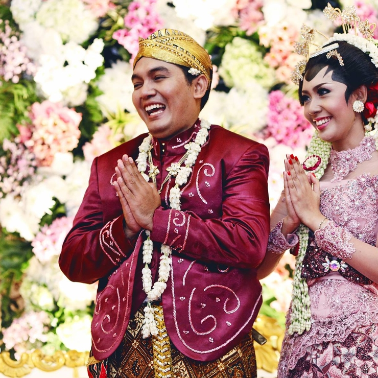 Wira & Marina wedding