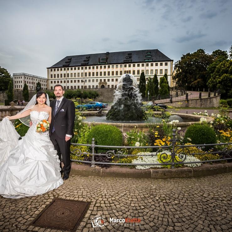 Hochzeit in Jena und Gotha