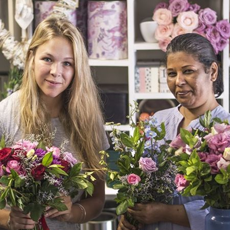 Nationwide assistance florist Networkingg