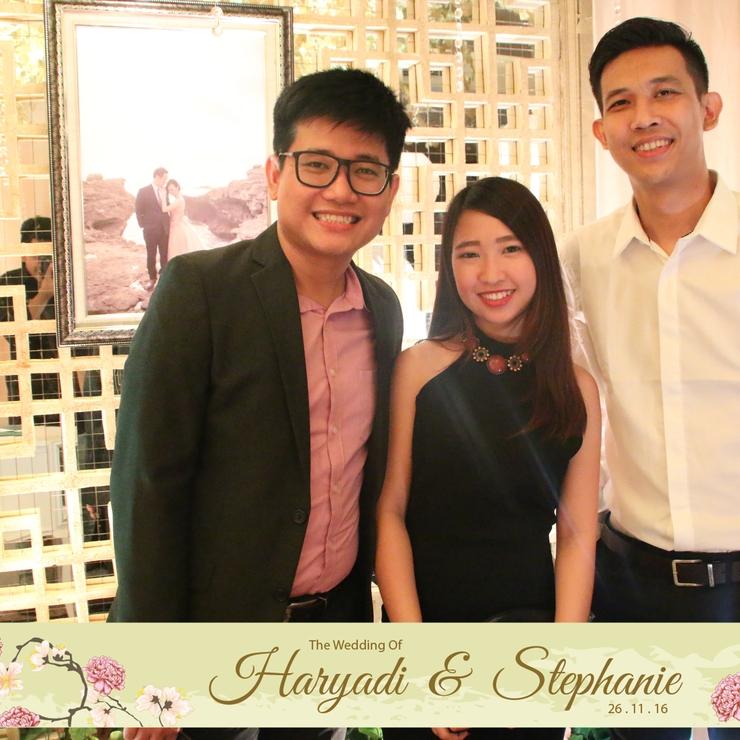 Haryadi & Stephanie