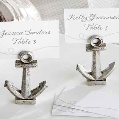 Marine wedding signs