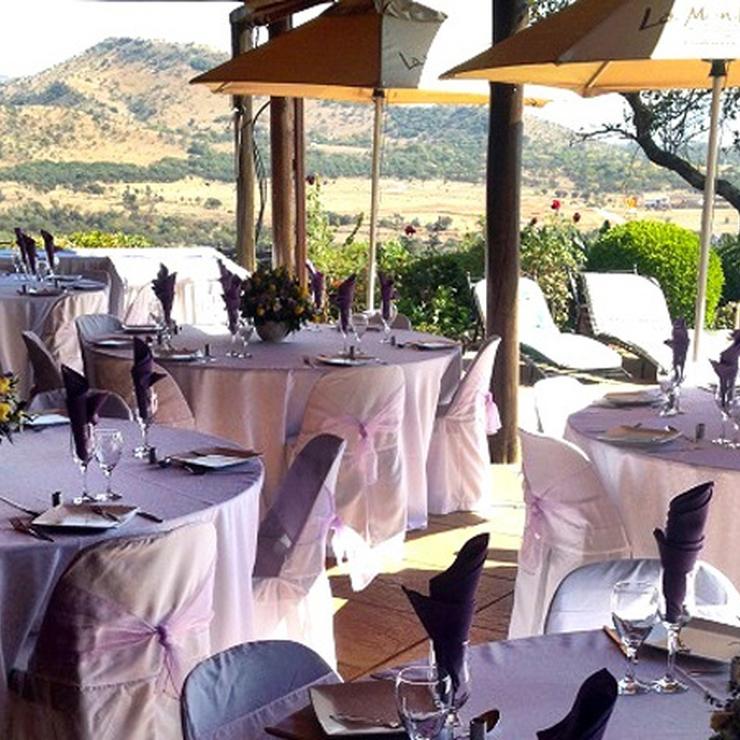 Weddings @ La Montagne Guest Lodge